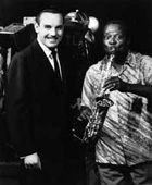 Johnny Otis and Louie Jordan